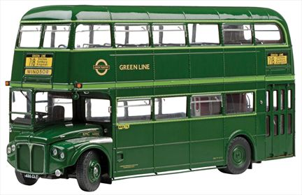 Routemaster RMC Green Line