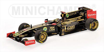 F1 Lotus Renault GP