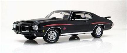 Pontiac GTO Judge 1971 1/24 (Bad paint)