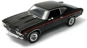 Chevrolet Chevelle COPO 1969