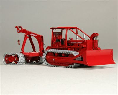 International Harvester TD-24 Diesel Crawler with Karry Arch