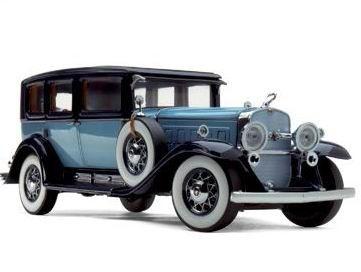 Cadillac V-16 LWB Imperial Sedan 1930