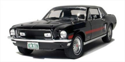 Ford Mustang GT High Country Special 1968