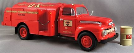 1951 Ford F-6 Fuel Tanker