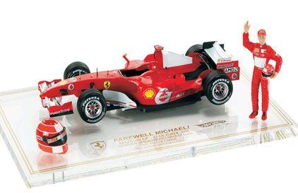 Ferrari F248 F1 GP Brazil 2006
