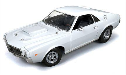 AMC AMX Hurst S/S 1969 **Last One**