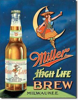 Miller High Life Brew