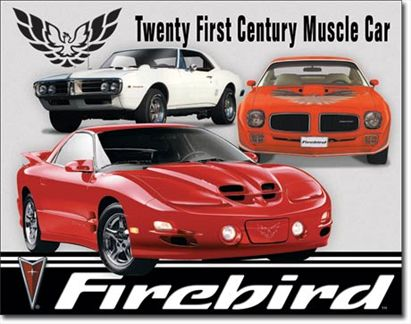 Pontiac Firebird Tribute