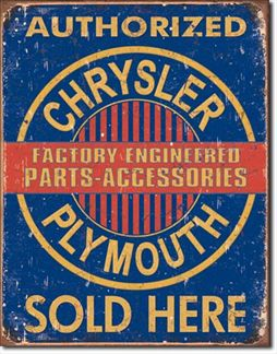 Chrysler / Plymouth Parts