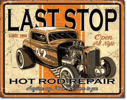 Last Stop Rods