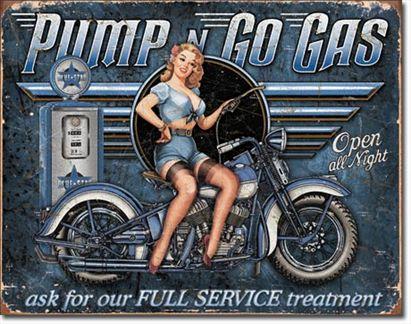 Pump n Go Gas