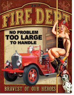 Fire Dept - No Problem