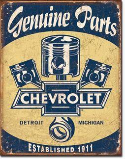 Chevrolet Genuine Parts - Pistons  #E1722
