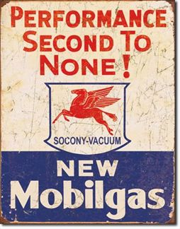 Mobilgas - Performance Second To None