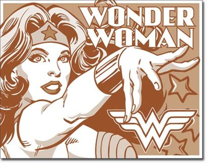 Wonder Women - Duotone