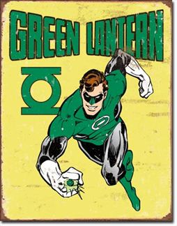 Green Lantern - Retro