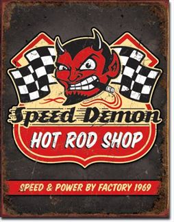 Speed Demon Hot Rods