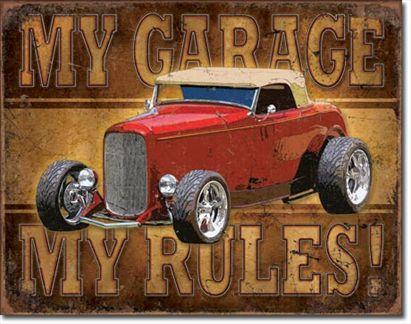 My Garage - ROD