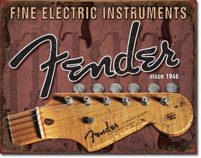 Fender - Headstock