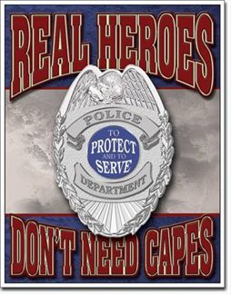 Real Heroes Police