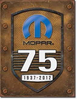 MOPAR - 75th Anniversary