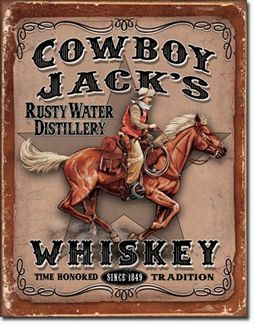 Cowboy Jack's Whiskey