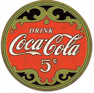 COKE - Round 5 Cents