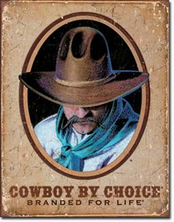 Cowboy by Choice - Branded For Life