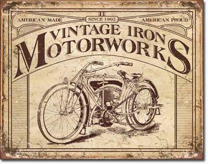 Vintage Iron Motorworks