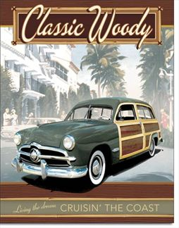 FORD - Classic Woody