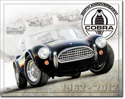 Shelby Cobra 50th