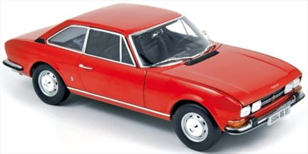 Peugeot 504 Coupe 1971