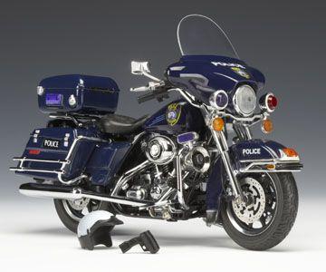 Harley-Davidson Milwaukee Police Electra Glide