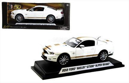 Ford Mustang Shelby GT-500 Super Snake