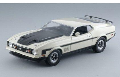 1971 Mustang Mach 1 351