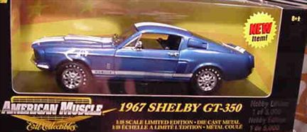 Ford Shelby GT-350 1967