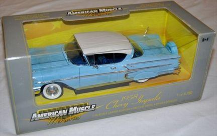 1958 Chevy Impala Hardtop