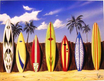 Panches de Surf