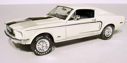 Ford Mustang CJ428 1968