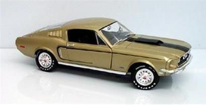 Ford Mustang CJ428 1968