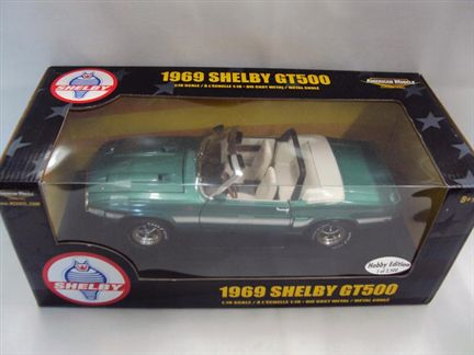 Ford Shelby GT-500 1969 Convertible