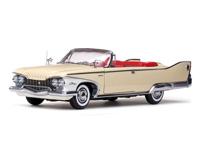1960 Plymouth Fury Open Convertible