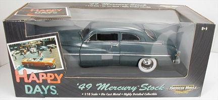 Mercury Stock 1949