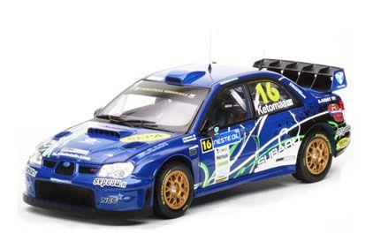 Subaru Impreza WRC 07 #16