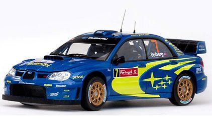 Subaru Impreza WRC 07