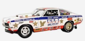 Chevrolet Vega 1972 - Bruce Larson - USA-1