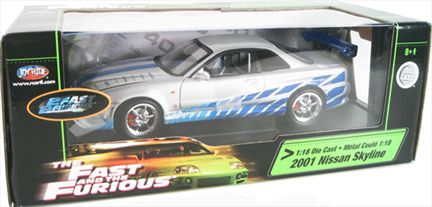 Nissan Skyline 2001
