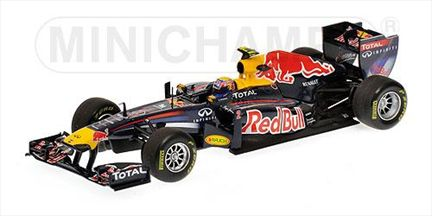 F1 Red Bull Racing Renault RB7 2011