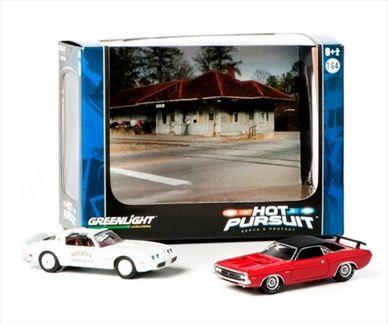 Hot Pursuit Diorama Series 6