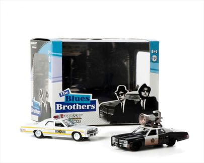 The Blues Brothers Diorama Series 6